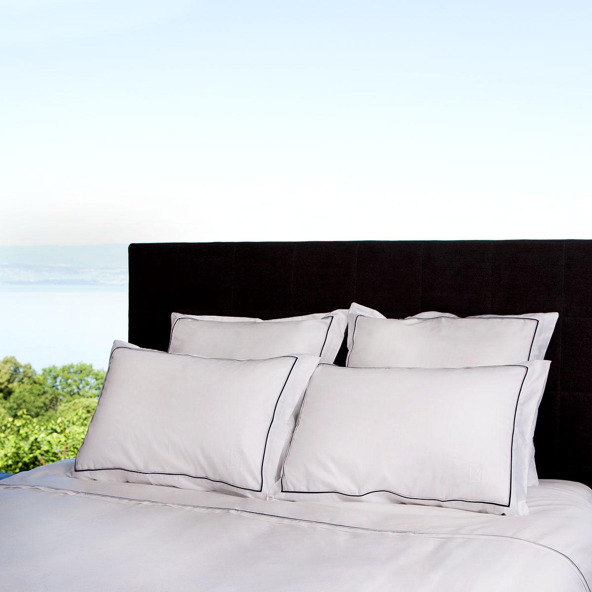 linge de lit ecume bailet. Black Bedroom Furniture Sets. Home Design Ideas