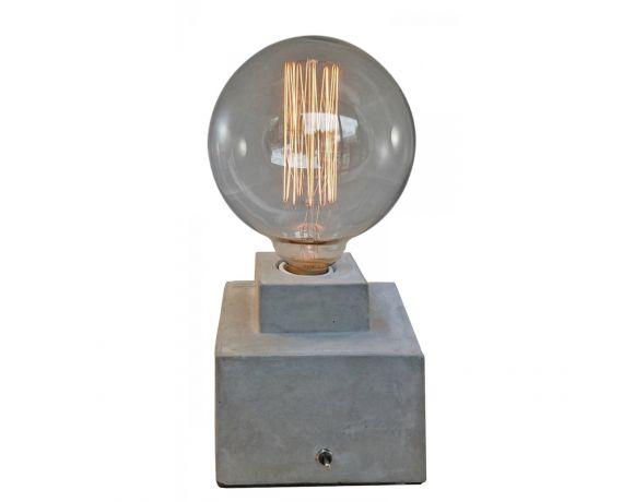 lampe poser en b ton opjet. Black Bedroom Furniture Sets. Home Design Ideas